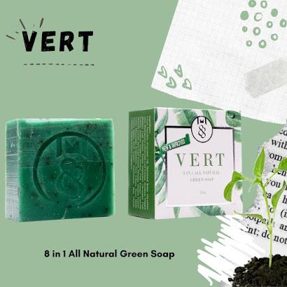 vert soap in dubai