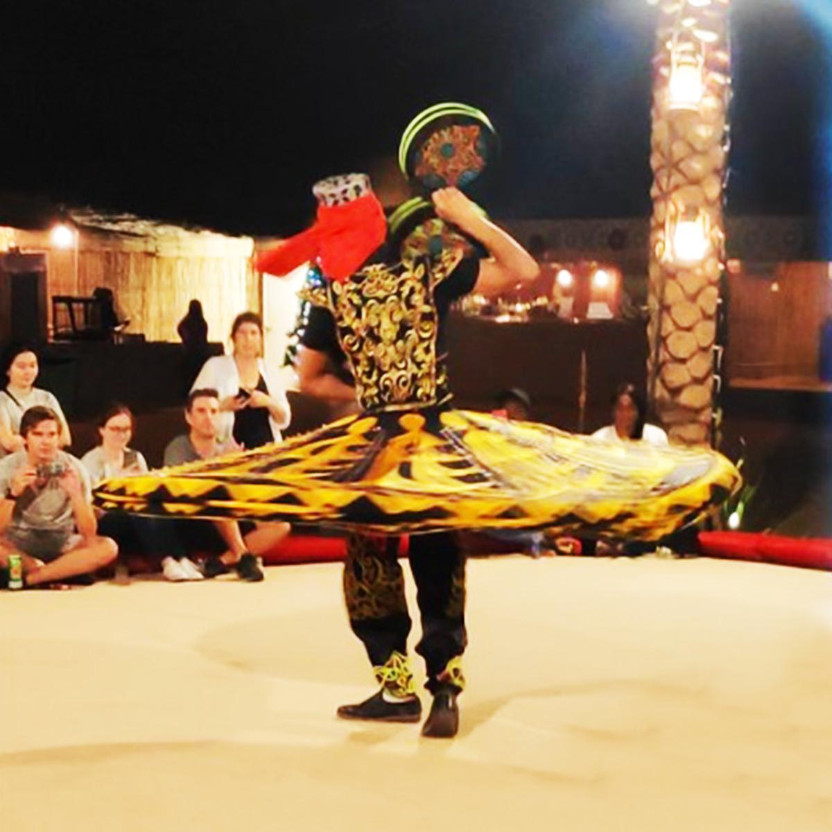 Belly Dance -Experience Dubai